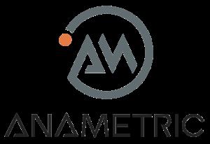 New Anametric Logo (clear)